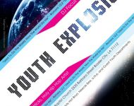 Youth Explosion Flyer