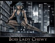 Boss Lady Chewy