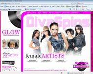 Diva Spins Website