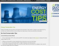 energyexpert-- Begin Website Screenshots