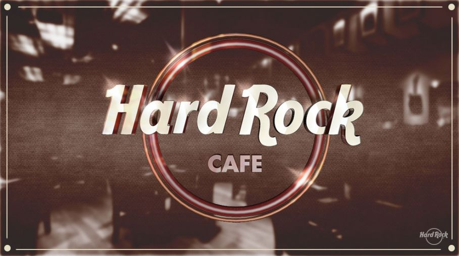 Hard Rock Cafe 3D Render Comp1