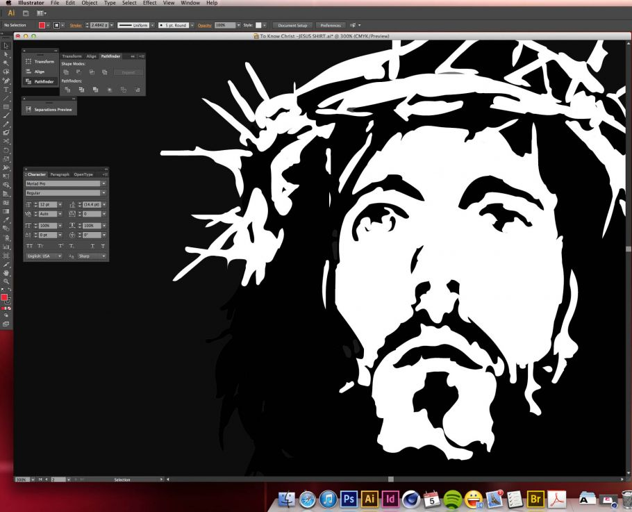 Redrawing Jesus