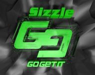 Go Get It - Sizzle Album 3D Logo